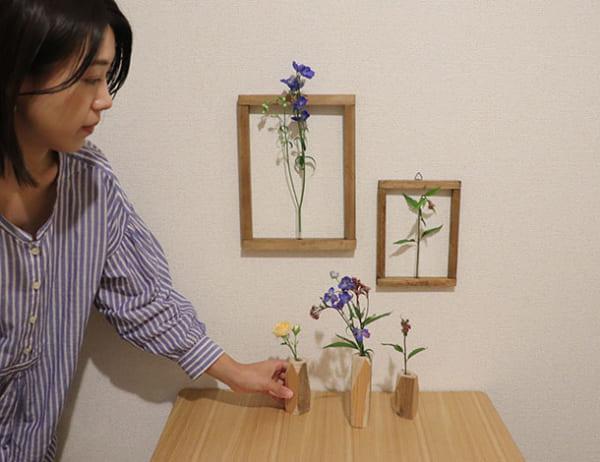 テーブルの上で簡単DIY15