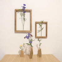テーブルの上で簡単DIY♪「一輪挿し」でお花のある暮らしを楽しもう!