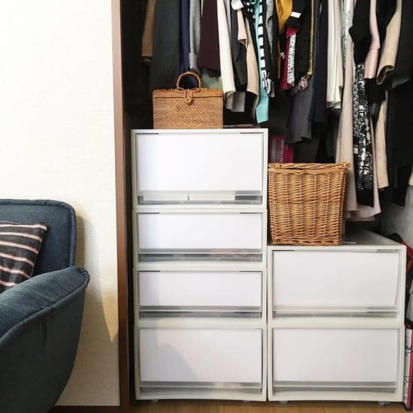 狭い部屋の収納アイデア2