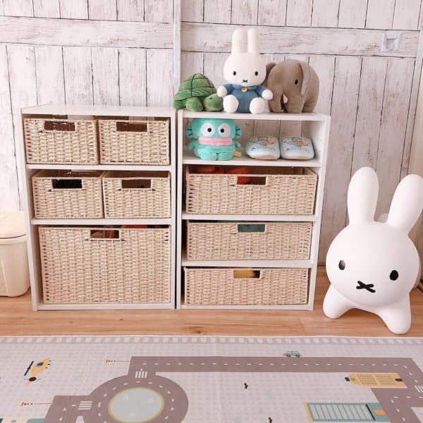 子供部屋の100均DIYアイデア5