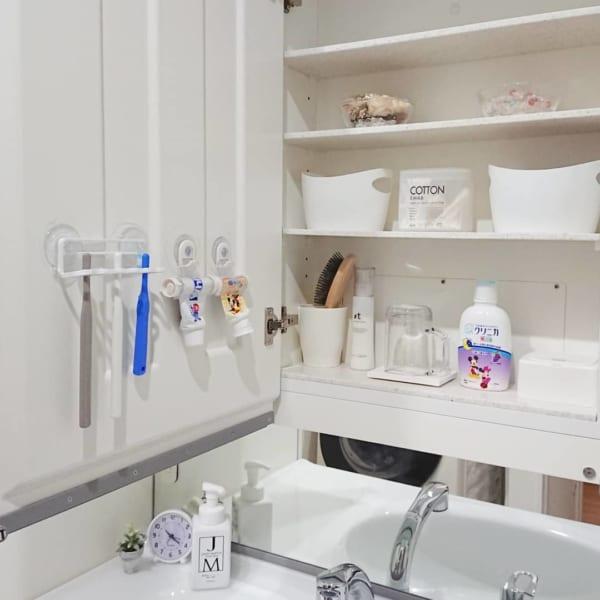 洗面所収納11