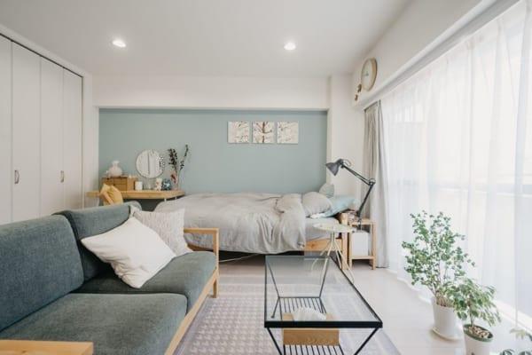 家具とレイアウト