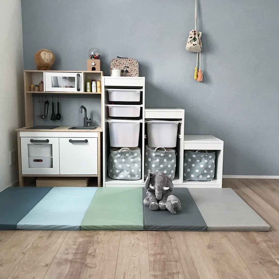 IKEAおすすめ人気収納:TROFAST2