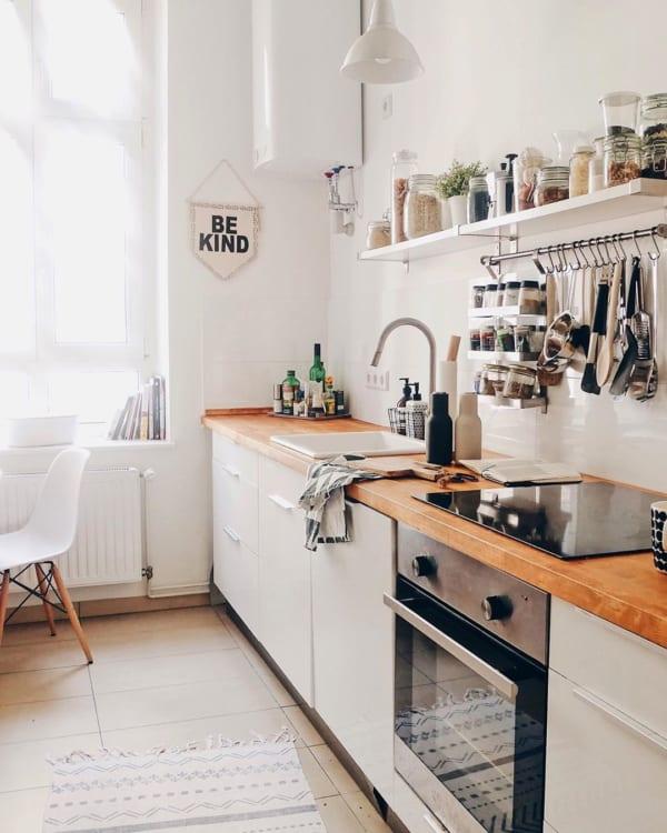 海外 キッチン1