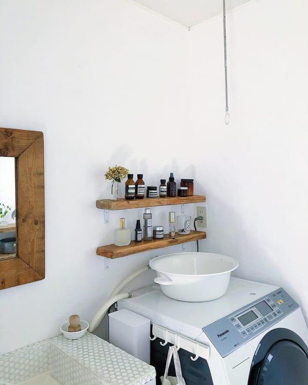 洗面所収納16