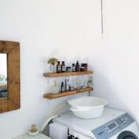 雑貨類の管理がしやすい「洗面所収納」に!覚えておきたい収納術をご紹介