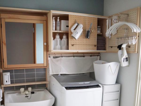 狭い部屋の収納アイデア23