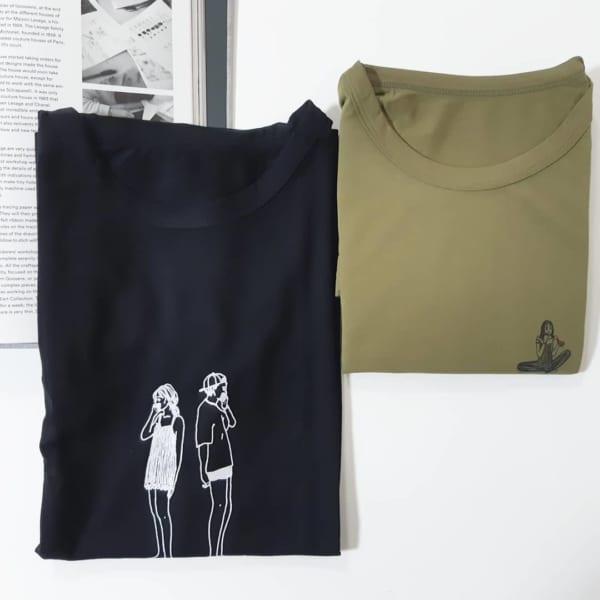 TOKYO GIRLS COLLECTIONコラボTシャツ