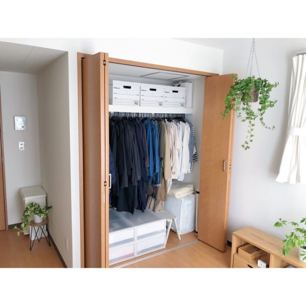狭い部屋の収納アイデア3