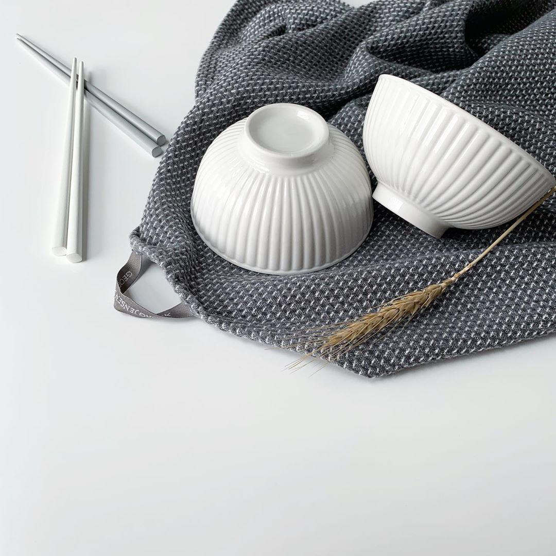 おもてなしにも最適な、陶磁器のお茶わん