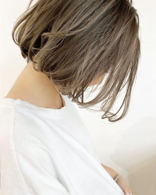 40代女性におすすめの髪色2