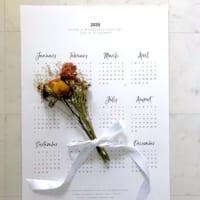 もう準備した?【セリアetc.】のカレンダー&スケジュール帳2020年版♡