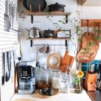 カフェ風キッチンインテリア実例集♪自慢したくなるおしゃれな空間の作り方