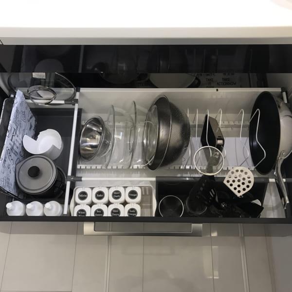 キッチン 収納 ニトリ13