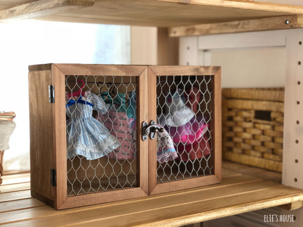 子供部屋の100均DIYアイデア11
