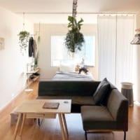 狭い部屋のインテリア実例に学ぶ☆おしゃれで暮らしやすいコーディネート術