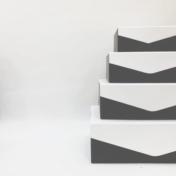 デザイン性抜群の収納ボックス