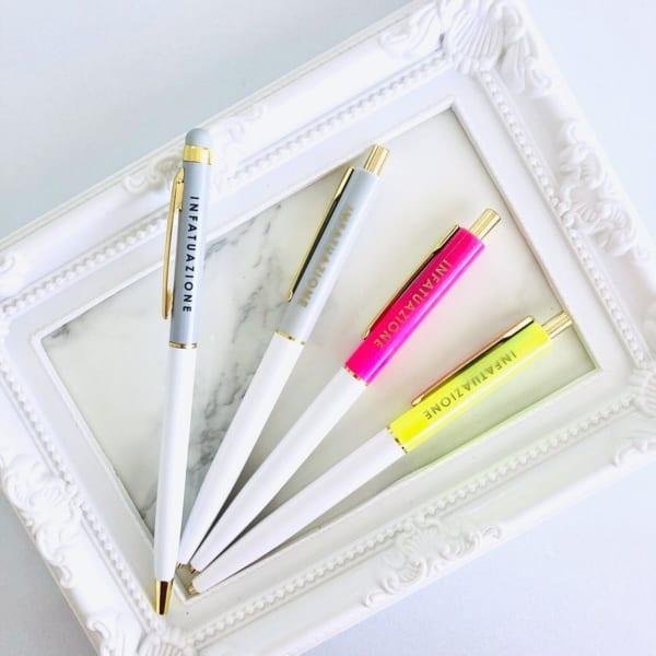 ネオンカラータッチペン