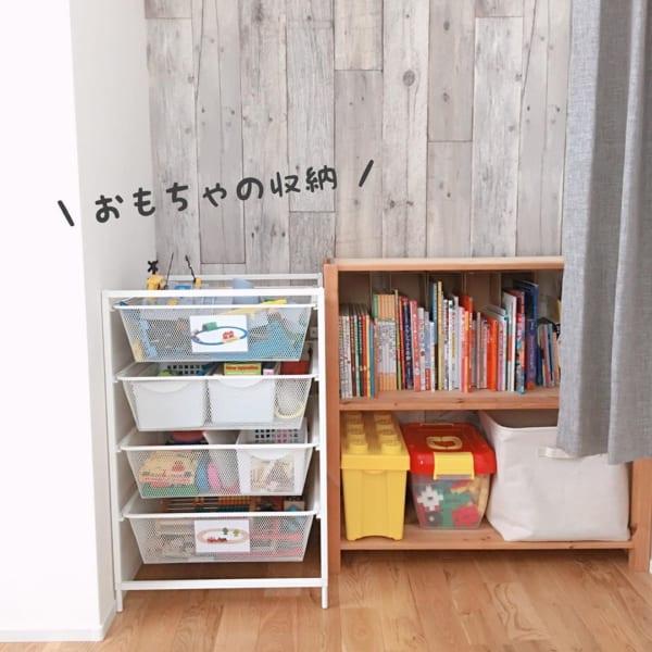 IKEA 海外風 キッズルーム7