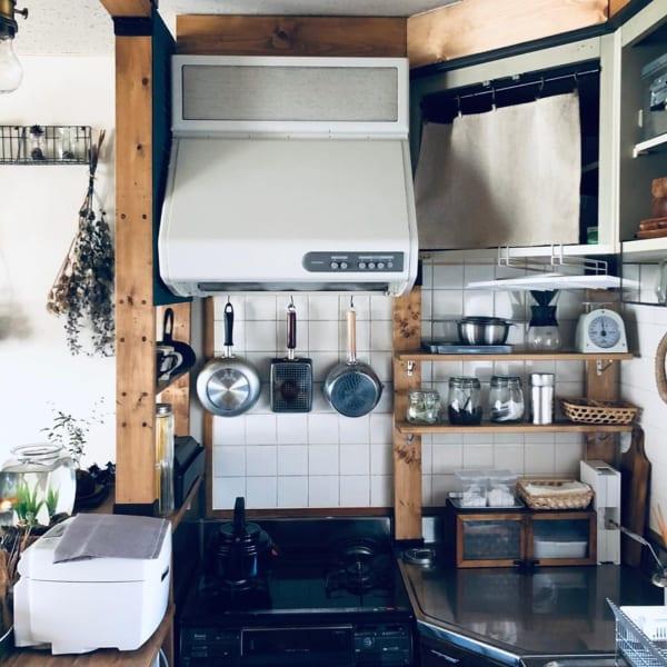 狭い部屋の収納アイデア6