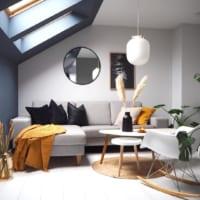 《リビング&ベッドルーム》を冬ムードに♡海外インテリアのおしゃれな空間づくり