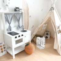 【IKEA】アイテムで叶える海外風キッズルーム♡シンプル&クールなデザインが魅力