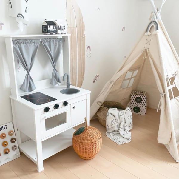 IKEA 海外風 キッズルーム9