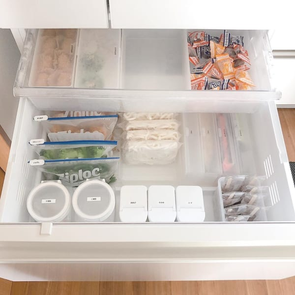 冷蔵庫の食材4