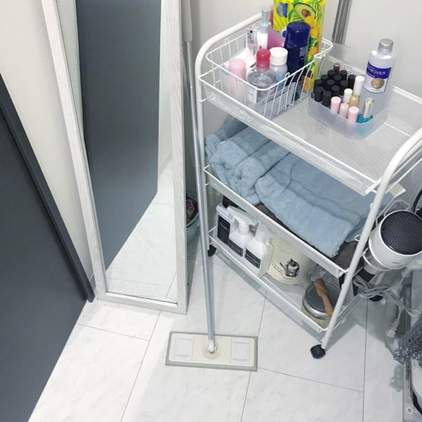 バスルーム収納