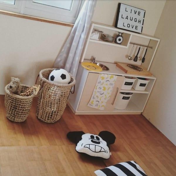 子供部屋の100均DIYアイデア20