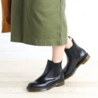 秋に向けて。一足は欲しい「万能ブーツ」特集