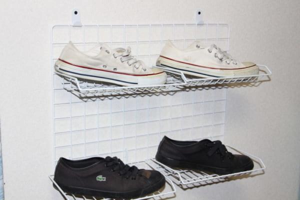 靴 収納 100均25