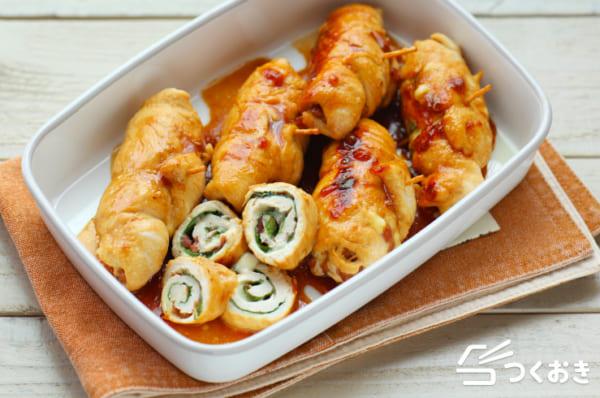 ささみの簡単な作り置き料理5