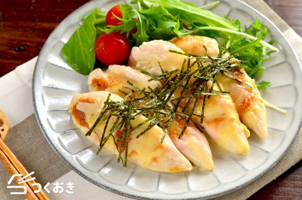ささみの簡単な作り置き料理21