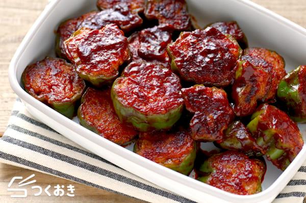 豚肉 簡単 作り置き料理 お弁当4