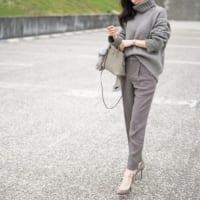 【11/19更新】インスタグラマー@_______mikki.nが着こなす。シンプルで洗練された〝オフィスカジュアルコーデ〟