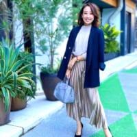 【11/22更新】読者モデル、阿部 早織が着こなす。Sサイズさんの〝OLリアルコーデ〟