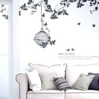 おしゃれな壁に変身♡ウォールステッカーを使った壁のデコレーション方法!