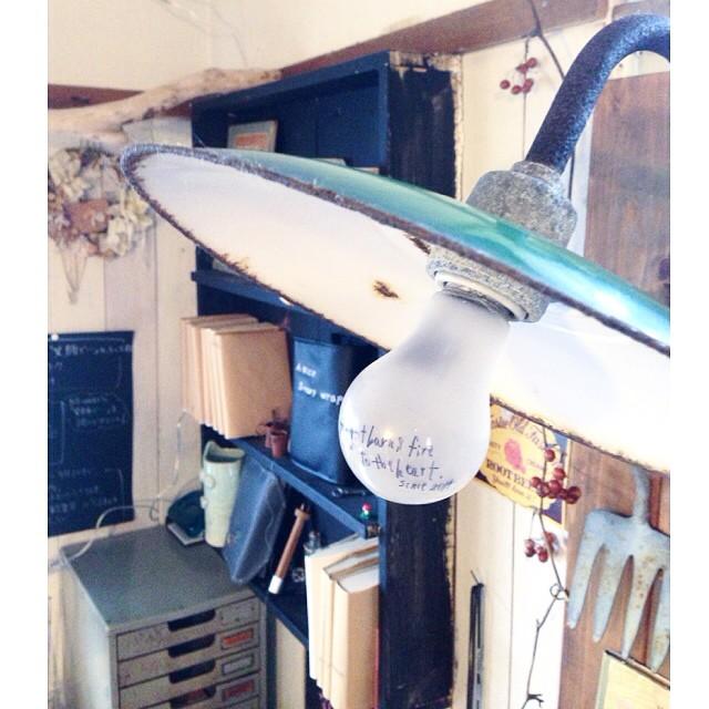 カフェ風 インテリア9