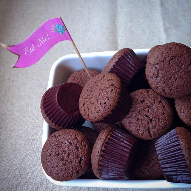 子供 簡単 チョコレートレシピ カップケーキ5