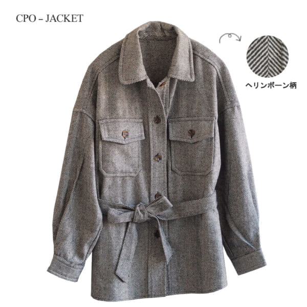 【3,080円】CPOジャケット