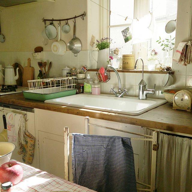 キッチン実例8