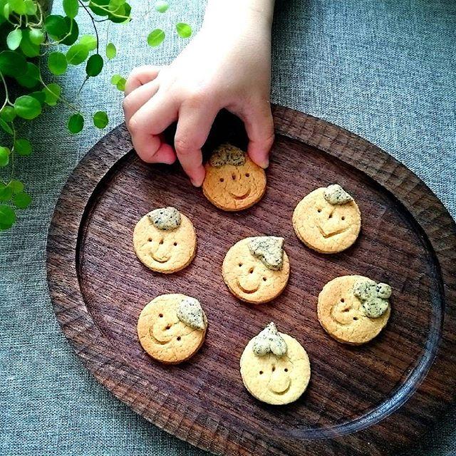 ホワイトデーのクッキーレシピ《型抜き&絞りだし》