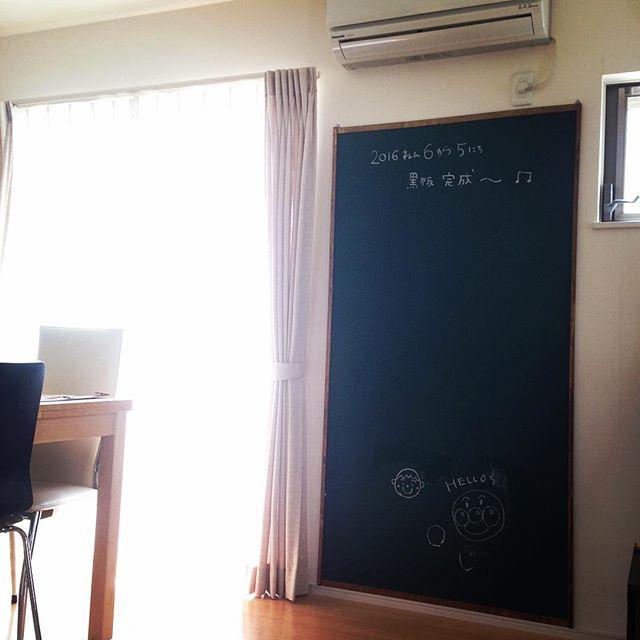 インテリアになる黒板9
