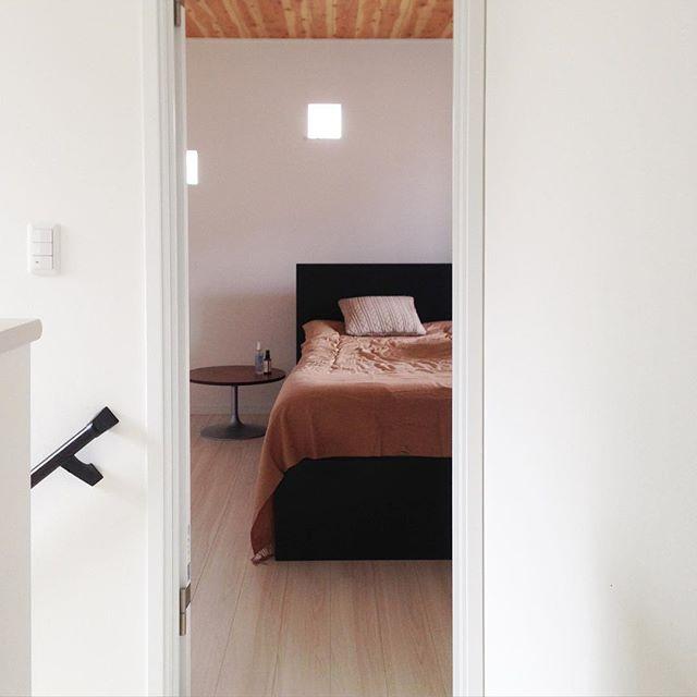 寝室のインテリア