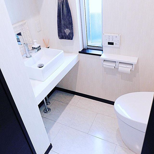トイレ 壁紙15