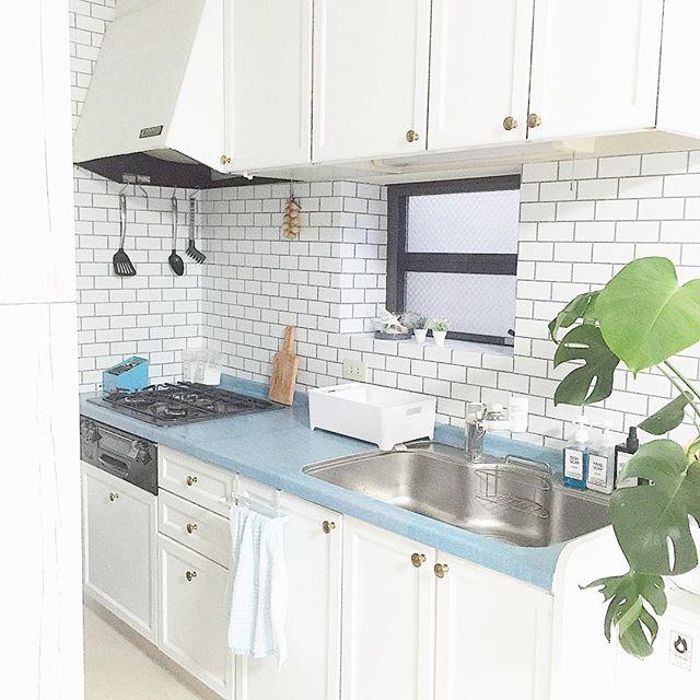 キッチン実例15