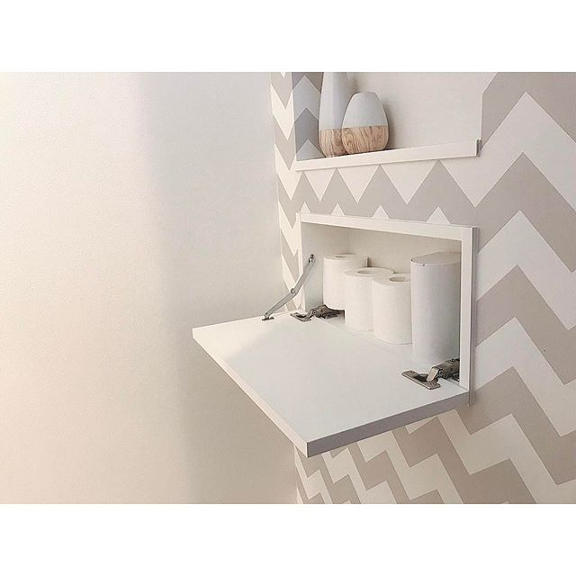 ミニマリストのトイレ17