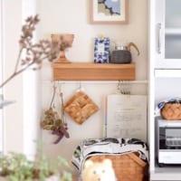 無印良品「壁に付けられる家具」インテリア実例集☆使い方いろいろのアイデアまとめ