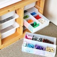 レゴブロック収納アイデア特集☆子供も簡単に片付けられるコツを伝授します♪